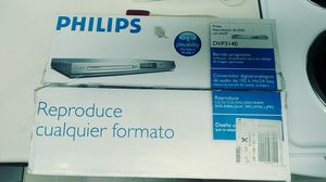New open box never used. Philips Reproduce DVD Player 4 stars for Sale in Owatonna, MN