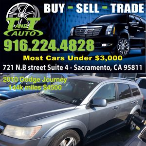 2010 Dodge Journey for Sale in Sacremento, CA