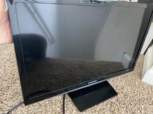 24 inch Flat screen tv for Sale in Santa Cruz, CA
