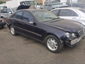 PARTING OUT ~ 2003 Mercedes c230 1.8L for Sale in Portland, OR