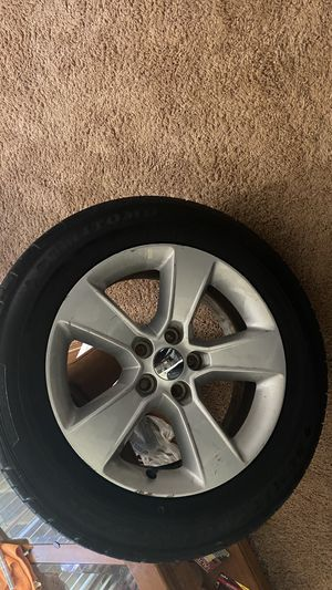 Dodge Charger rims and tires (set of 4) for Sale in Forest Park, GA