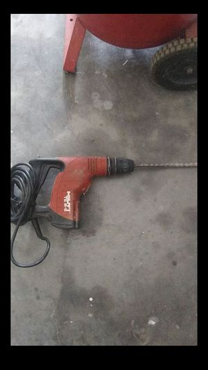 Hilti Hammer Drill for Sale in Mission, TX