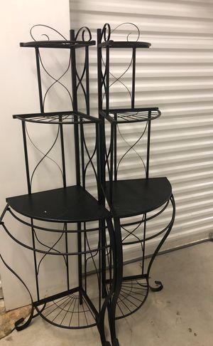 2 corner shelves for Sale in Atlanta, GA