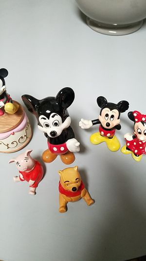 Disney figurines for Sale in OH, US
