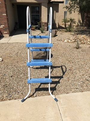 Skimming Pool Ladder for Sale in Phoenix, AZ