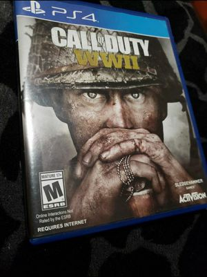 Call Of Duty WW2 for Sale in Bell Gardens, CA