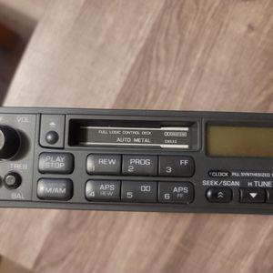 Vintage 95 Infiniti Nissan Cassette Player AM/FM Radio Receiver for Sale in Dawsonville, GA
