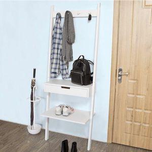 New white ladder shelf w/ storage for Sale in New York, NY