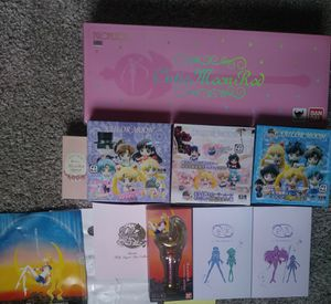 Sailor Moon Collectibles for Sale in Dade City, FL