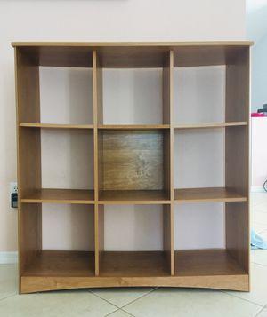 Bookcase shelving unit for Sale in Naples, FL