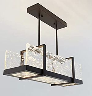 Artika Melted ICE Pendant LED Light Fixture for Sale in Davie, FL
