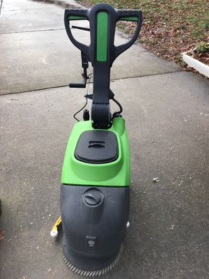 IPC EAGLE CT15E Compact Electric Auto Floor Scrubber for Sale in Millersville, MD