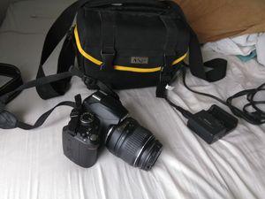 Nikon D3000 for Sale in San Antonio, TX
