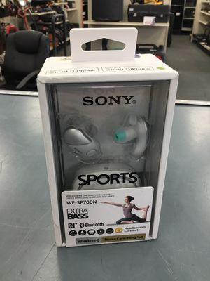 Sony Fully Wireless Earbuds WF-SP7000N for Sale in San Antonio, TX