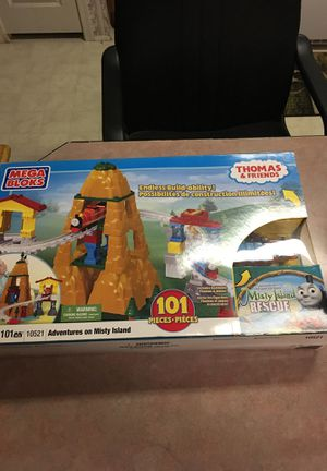 This is a collectible toy set. It was made in 2010. It has never been opened. It is listed from $160-$240 on eBay. It is a number 10521. for Sale in Lampasas, TX