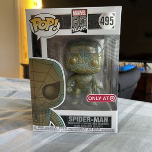 Spider-Man Target Exclusive Marvel Funko Pop! Figure for Sale in Montgomery, AL