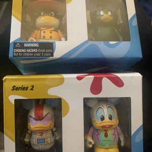 Disney Collectibles From The Old School Cartoons for Sale in Brandon, FL