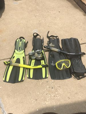 Scuba diving/snorkeling gear for Sale in Mundelein, IL