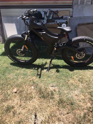 Fat tire electric bike. Ebike. Bici eléctrica. Bicicleta eléctrica for Sale in Los Angeles, CA