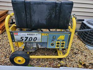 Generator 5700watts for Sale in Schaumburg, IL