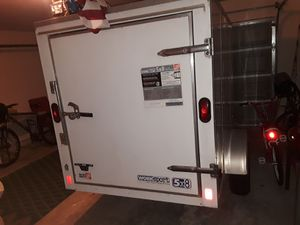Workforce 5x8 enclosed traila for Sale in Houston, TX