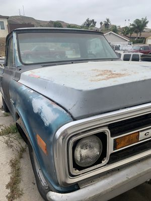1969 Chevy c20 for Sale in San Diego, CA