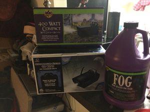 400 watt compact y fog for Sale in Durham, NC