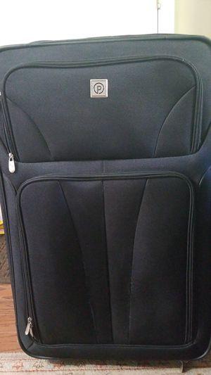 Large Black Suitcase for Sale in Waterbury, CT