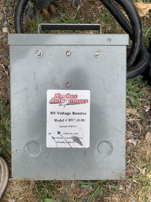 Voltage Booster for Sale in South Hill, WA