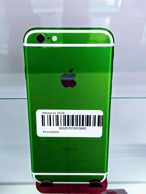 iPhone 6s 16gb (No Finger Print) Factory Unlocked for Sale in Cypress Gardens, FL