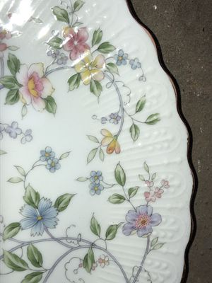 Beautiful antique fine china plate for Sale in Taylors, SC