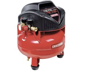 Craftsman 4 Gallon 0.75 HP Oil-Free Pancake Air Compressor 125 Max PSI for Sale in Beverly Hills, MI