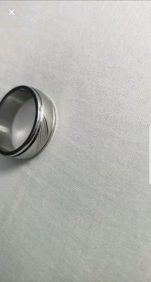 Stainless steel men's ring size 10 for Sale in Millersville, MD