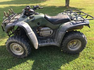 2004 Honda rancher 4x4 for Sale in South Zanesville, OH