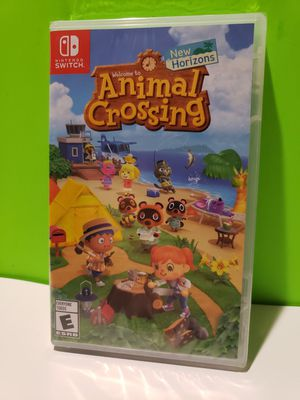 Nintendo Switch Animal Crossing - SEALED (Firm) for Sale in Reinholds, PA