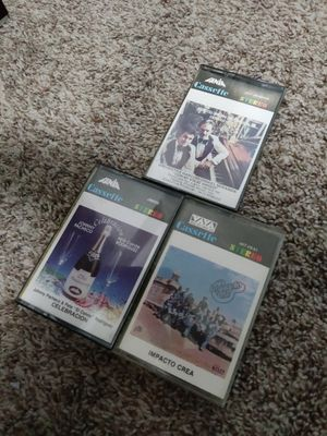 Fania cassettes for Sale in Temple City, CA