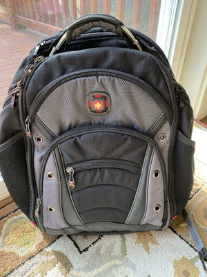 Laptop backpack - Wenger brand for Sale in Sammamish, WA