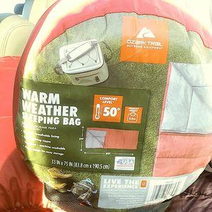 Ozark trail sleeping bags for Sale in Mesa, AZ