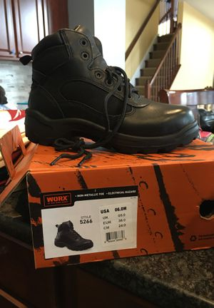 WORX by Red Wing Shoes steel toe high top boot for Sale in Bristow, VA