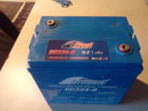 6 volt deep cycle for Sale in Las Vegas, NV