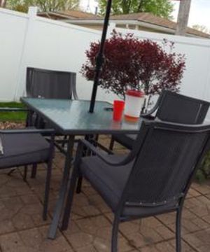 New!! Patio set, patio table and chairs, patio dining set for Sale in Tempe, AZ