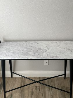 Studio McGee Marble Console Table for Sale in Henderson,  NV