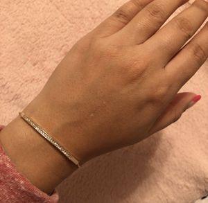 Dainty Rosegold Pave Bracelet for Sale in Commerce, CA