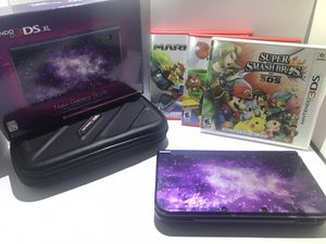 Jail broken New Nintendo 3DS XL with over 50 games! for Sale in Columbus, OH