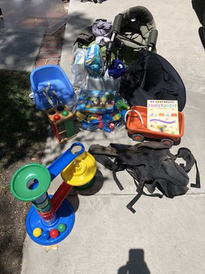 Baby and toddler toys and supplies for Sale in Lake Forest, CA