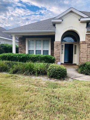Landscape Enhancements, flower bushes, plants from front area only etc. see description for Sale in Fort Walton Beach, FL