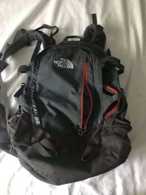 The North Face Stormbreak 35 backpack for Sale in Seattle, WA