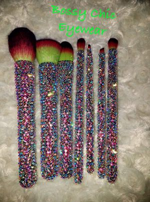 Customized makeup brushes for Sale in Temple Terrace, FL