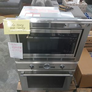 NEW Thermador 30inch Microwave Wall Oven Combination for Sale in Chino Hills, CA