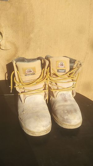 Waterproof Men's Work Boots Size 13 for Sale in Sandy Valley, NV